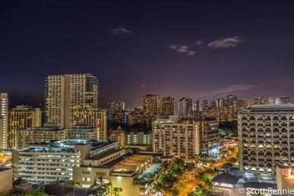 View from Sky Waikiki