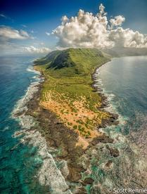 Ka'Ena Point, Oahu